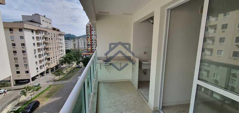 13 - Apartamento 2 quartos à venda Pechincha, Jacarepaguá,Rio de Janeiro - R$ 390.000 - BAAP2100030 - 14