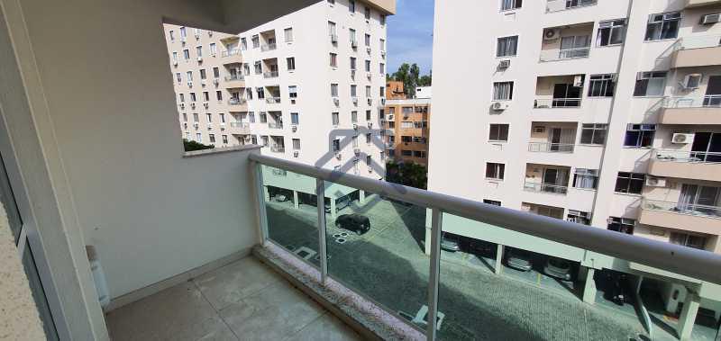 14 - Apartamento 2 quartos à venda Pechincha, Jacarepaguá,Rio de Janeiro - R$ 390.000 - BAAP2100030 - 15