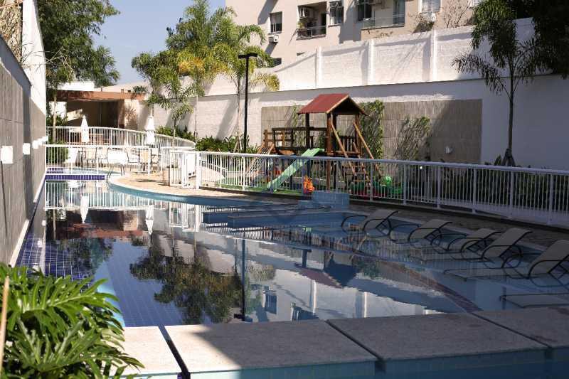 1 - Apartamento 2 quartos à venda Pechincha, Jacarepaguá,Rio de Janeiro - R$ 390.000 - BAAP2100030 - 1