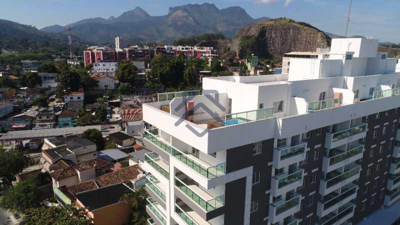 27 - Apartamento 2 quartos à venda Pechincha, Jacarepaguá,Rio de Janeiro - R$ 390.000 - BAAP2100030 - 28
