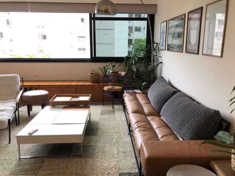 7 - Apartamento 3 quartos para alugar Ipanema, Zona Sul,Rio de Janeiro - R$ 12.000 - BAAP300032 - 9
