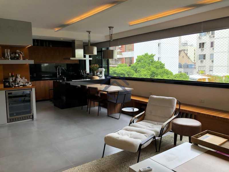 8 - Apartamento 3 quartos para alugar Ipanema, Zona Sul,Rio de Janeiro - R$ 12.000 - BAAP300032 - 3