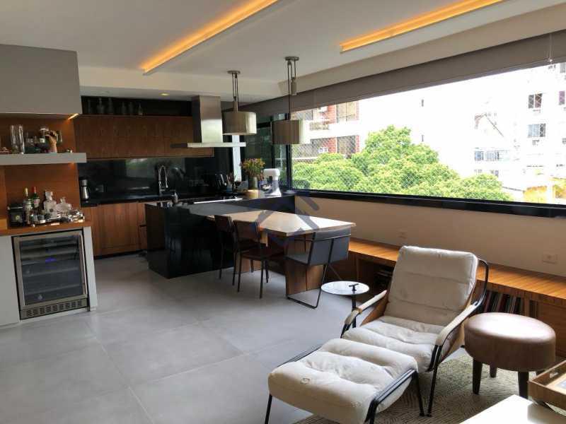 1 - Apartamento 3 quartos para alugar Ipanema, Zona Sul,Rio de Janeiro - R$ 12.000 - BAAP300032 - 17