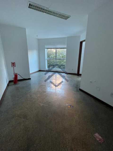 7 - Sala Comercial 52m² para alugar Barra da Tijuca, Barra e Adjacências,Rio de Janeiro - R$ 650 - BASL100037 - 1