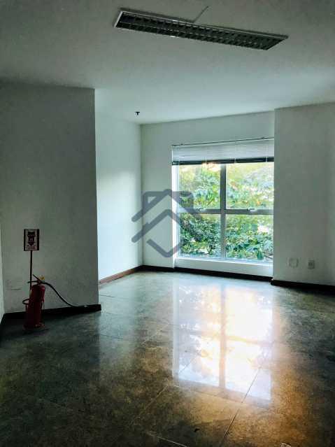 9 - Sala Comercial 52m² para alugar Barra da Tijuca, Barra e Adjacências,Rio de Janeiro - R$ 650 - BASL100037 - 11