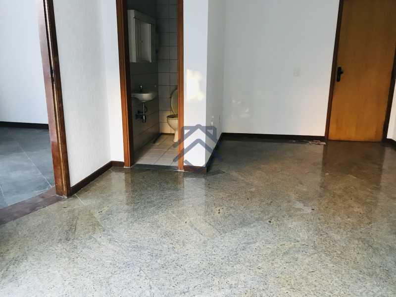 11 - Sala Comercial 52m² para alugar Barra da Tijuca, Barra e Adjacências,Rio de Janeiro - R$ 650 - BASL100037 - 13