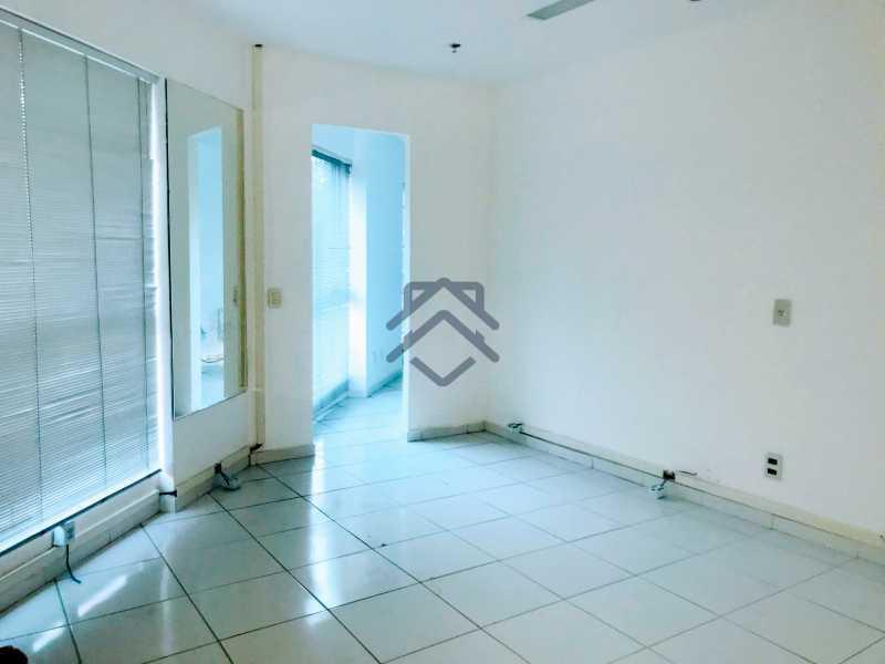 8 - Sala Comercial 36m² para alugar Barra da Tijuca, Barra e Adjacências,Rio de Janeiro - R$ 500 - BASL100038 - 1