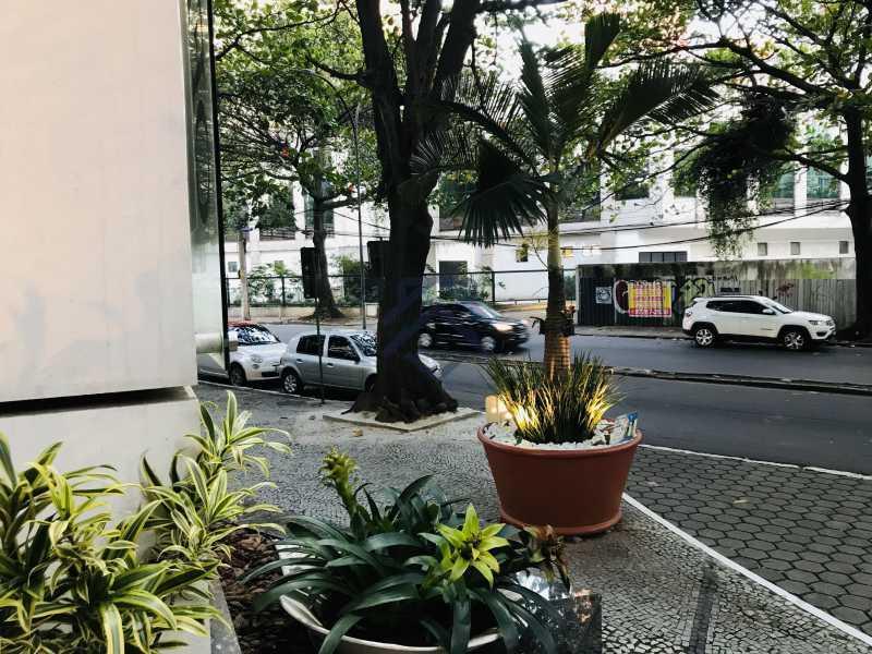 21 - Sala Comercial 36m² para alugar Barra da Tijuca, Barra e Adjacências,Rio de Janeiro - R$ 500 - BASL100038 - 22