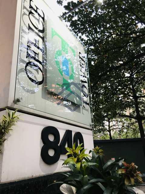 22 - Sala Comercial 36m² para alugar Barra da Tijuca, Barra e Adjacências,Rio de Janeiro - R$ 500 - BASL100038 - 23
