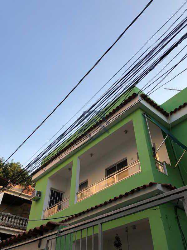 17 - Casa de Vila 2 Quartos para Alugar São Francisco Xavier - MECS229982 - 18