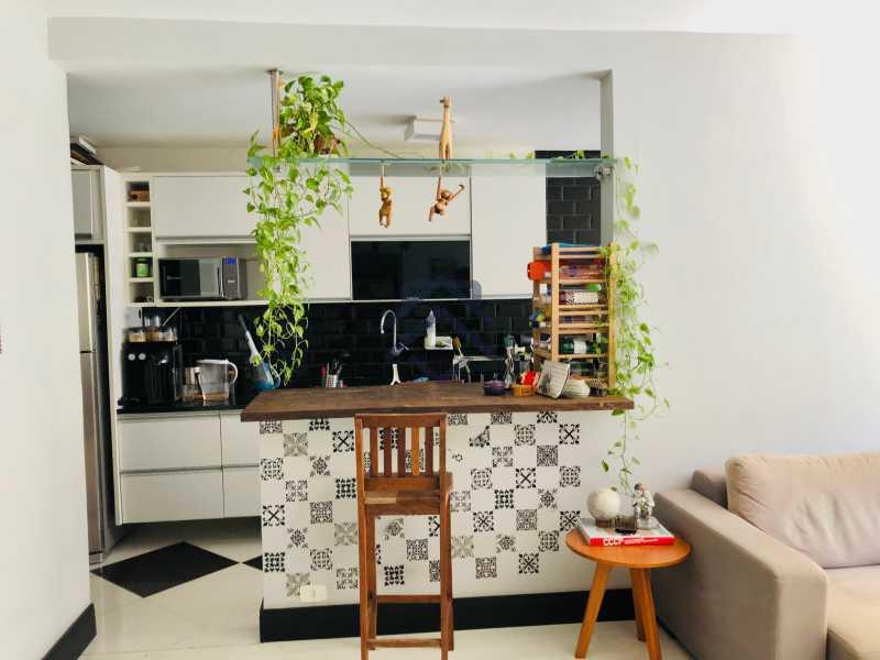 16 - Apartamento a Venda na Lagoa - BAAP130019 - 1