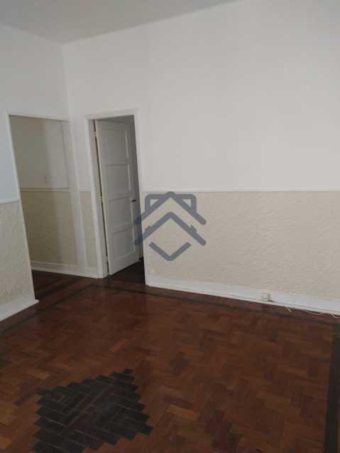 1 - Apartamento para alugar Rua Dom Bosco,Riachuelo, Rio de Janeiro - R$ 1.100 - 978 - 1