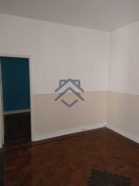 3 - Apartamento para alugar Rua Dom Bosco,Riachuelo, Rio de Janeiro - R$ 1.100 - 978 - 4