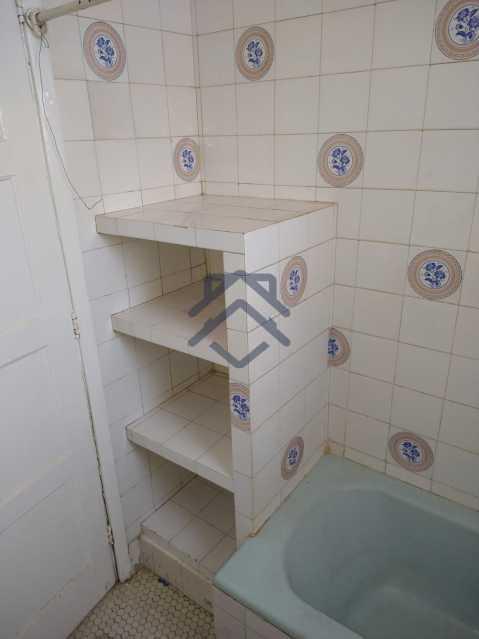 6 - Apartamento para alugar Rua Dom Bosco,Riachuelo, Rio de Janeiro - R$ 1.100 - 978 - 7