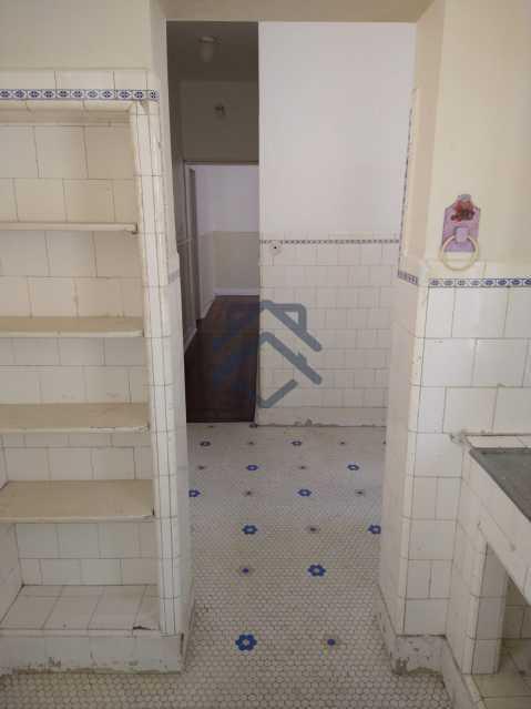 10 - Apartamento para alugar Rua Dom Bosco,Riachuelo, Rio de Janeiro - R$ 1.100 - 978 - 11