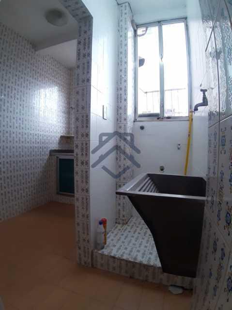 23 - Apartamento 1 quarto para alugar Andaraí, Rio de Janeiro - R$ 1.000 - TJAP130755 - 24