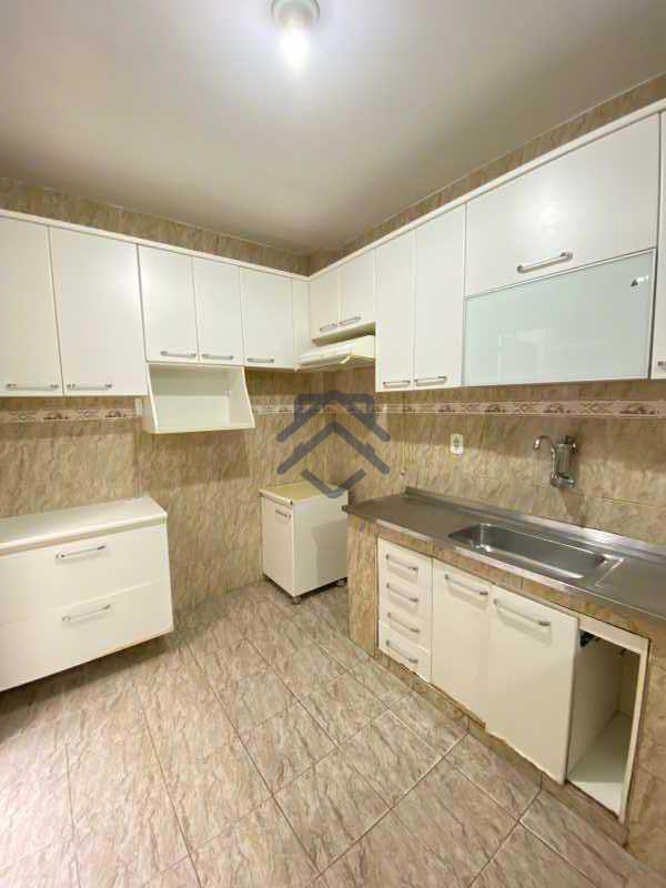 6 - Casa de Vila 4 Quartos para Alugar Engenho de Dentro - MECS128 - 7