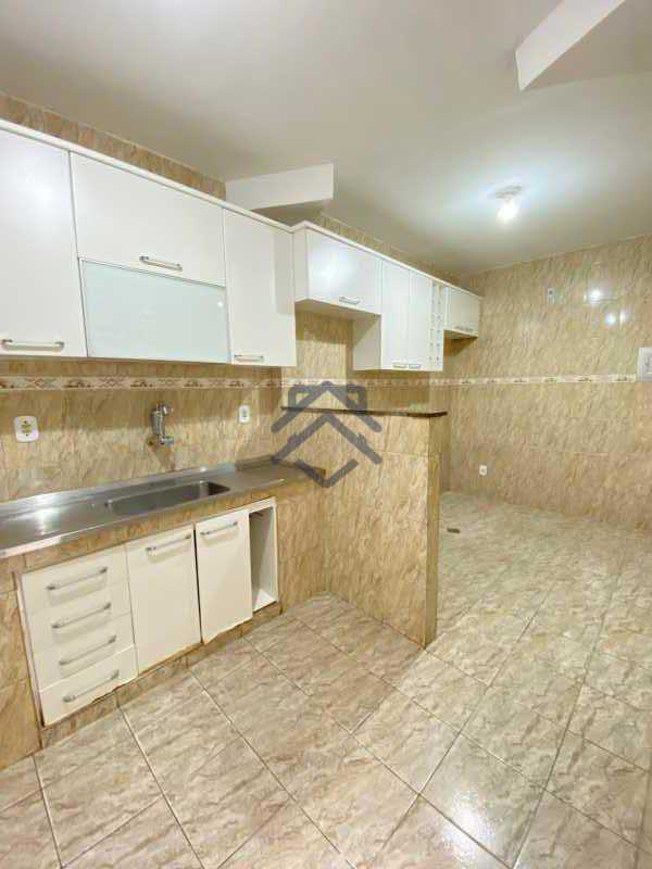 8 - Casa de Vila 4 Quartos para Alugar Engenho de Dentro - MECS128 - 9