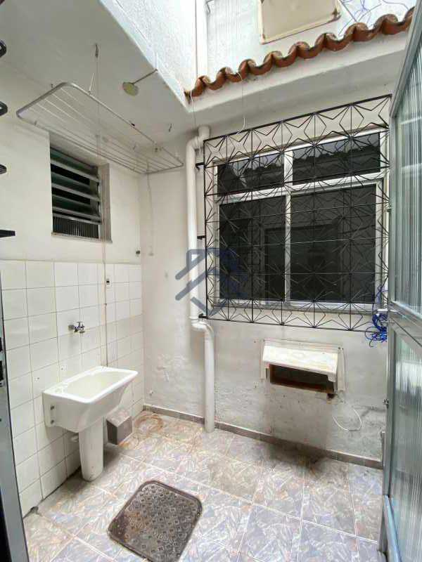 9 - Casa de Vila 4 Quartos para Alugar Engenho de Dentro - MECS128 - 10
