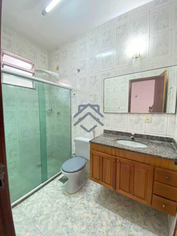 21 - Casa de Vila 4 Quartos para Alugar Engenho de Dentro - MECS128 - 22