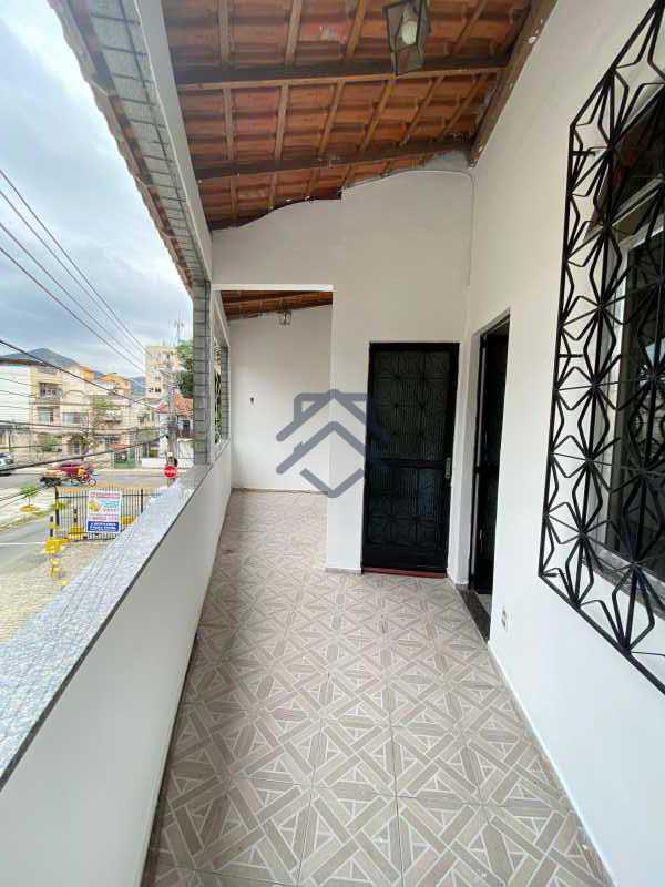 25 - Casa de Vila 4 Quartos para Alugar Engenho de Dentro - MECS128 - 26