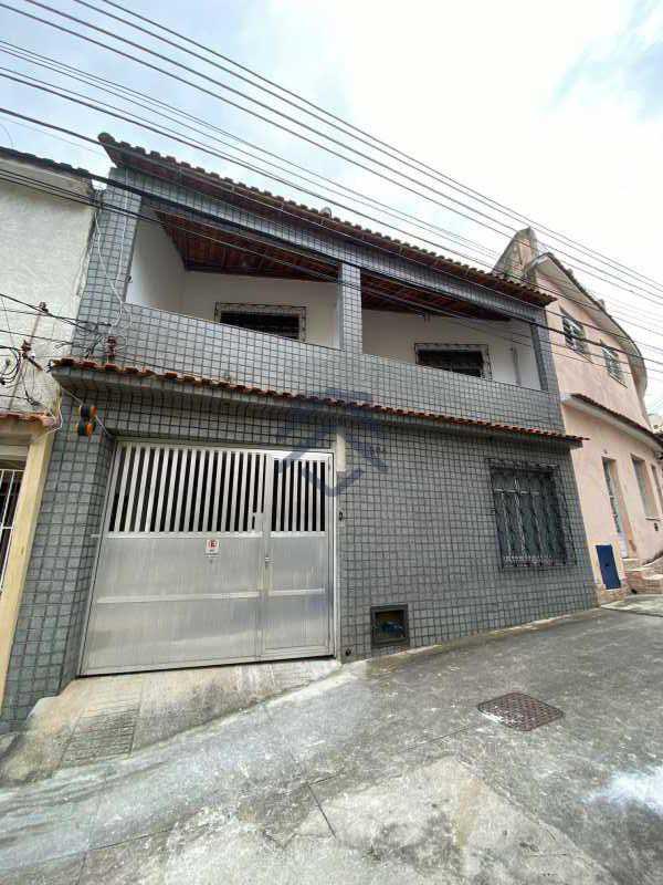 1 - Casa de Vila 4 Quartos para Alugar Engenho de Dentro - MECS128 - 1