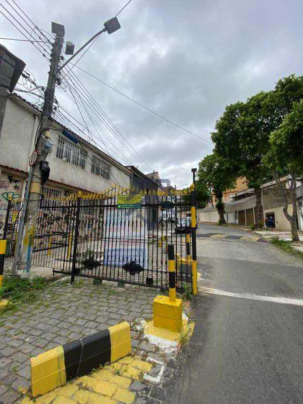 30 - Casa de Vila 4 Quartos para Alugar Engenho de Dentro - MECS128 - 31