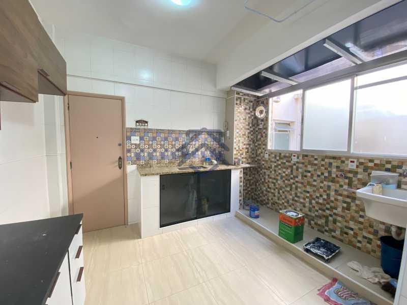 9 - Apartamento 2 Quartos para Alugar na Glória - BAAP742 - 10