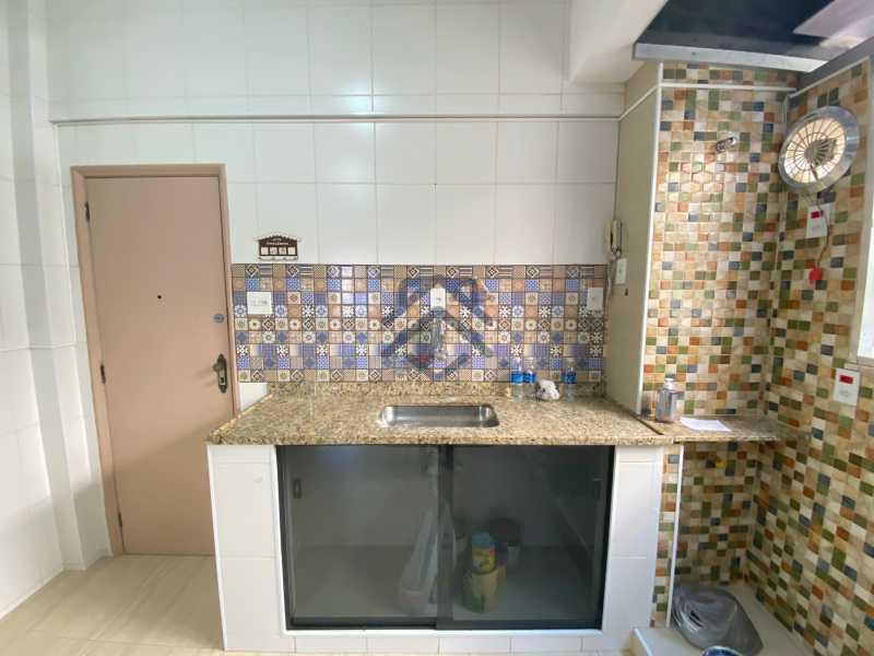 11 - Apartamento 2 Quartos para Alugar na Glória - BAAP742 - 11