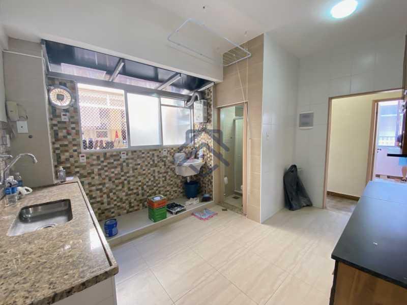 15 - Apartamento 2 Quartos para Alugar na Glória - BAAP742 - 12