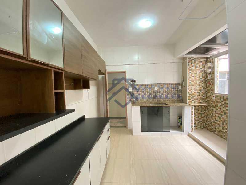 12 - Apartamento 2 Quartos para Alugar na Glória - BAAP742 - 15
