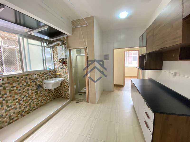 13 - Apartamento 2 Quartos para Alugar na Glória - BAAP742 - 17