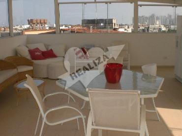 FOTO11 - Cobertura Condomínio JARDIM OCEÂNICO, Barra da Tijuca,Rio de Janeiro,RJ À Venda,5 Quartos,735m² - B51701 - 12