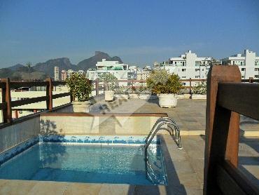 FOTO31 - Cobertura 4 quartos à venda Barra da Tijuca, Rio de Janeiro - R$ 2.500.000 - B51726 - 23
