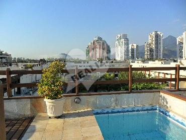 FOTO35 - Cobertura 4 quartos à venda Barra da Tijuca, Rio de Janeiro - R$ 2.500.000 - B51726 - 25