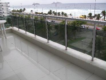 FOTO4 - Cobertura 4 quartos para venda e aluguel Barra da Tijuca, Rio de Janeiro - R$ 4.200.000 - B51780 - 5