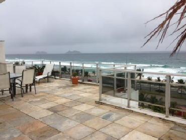 FOTO5 - Cobertura 4 quartos para venda e aluguel Barra da Tijuca, Rio de Janeiro - R$ 4.200.000 - B51780 - 6