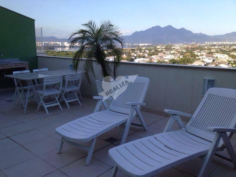 FOTO3 - Cobertura 3 quartos à venda Barra da Tijuca, Rio de Janeiro - R$ 1.700.000 - B51803 - 4