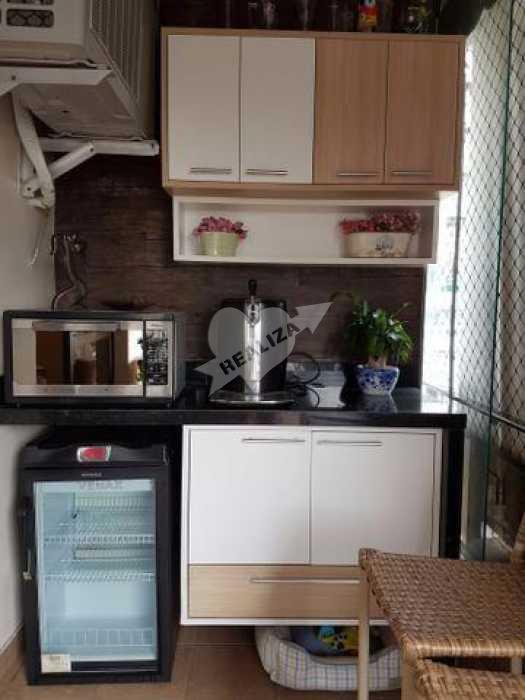 thumbnail_972731002151023 - Apartamento À Venda no Condomínio ROYAL - Barra da Tijuca - Rio de Janeiro - RJ - BTAP40021 - 4