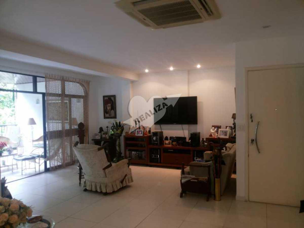 02 - sala - Apartamento À Venda no Condomínio JARDIM OCEÂNICO - Barra da Tijuca - Rio de Janeiro - RJ - BTAP30059 - 3