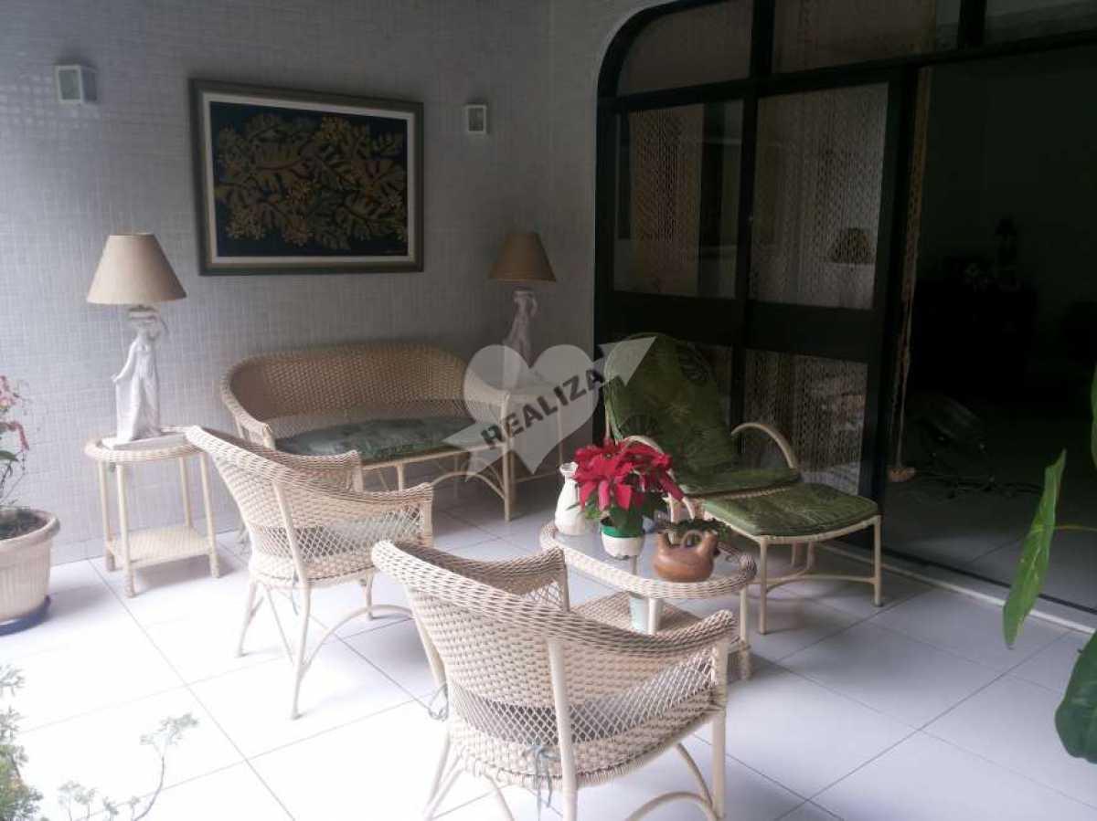 04 - Varanda - Apartamento À Venda no Condomínio JARDIM OCEÂNICO - Barra da Tijuca - Rio de Janeiro - RJ - BTAP30059 - 5