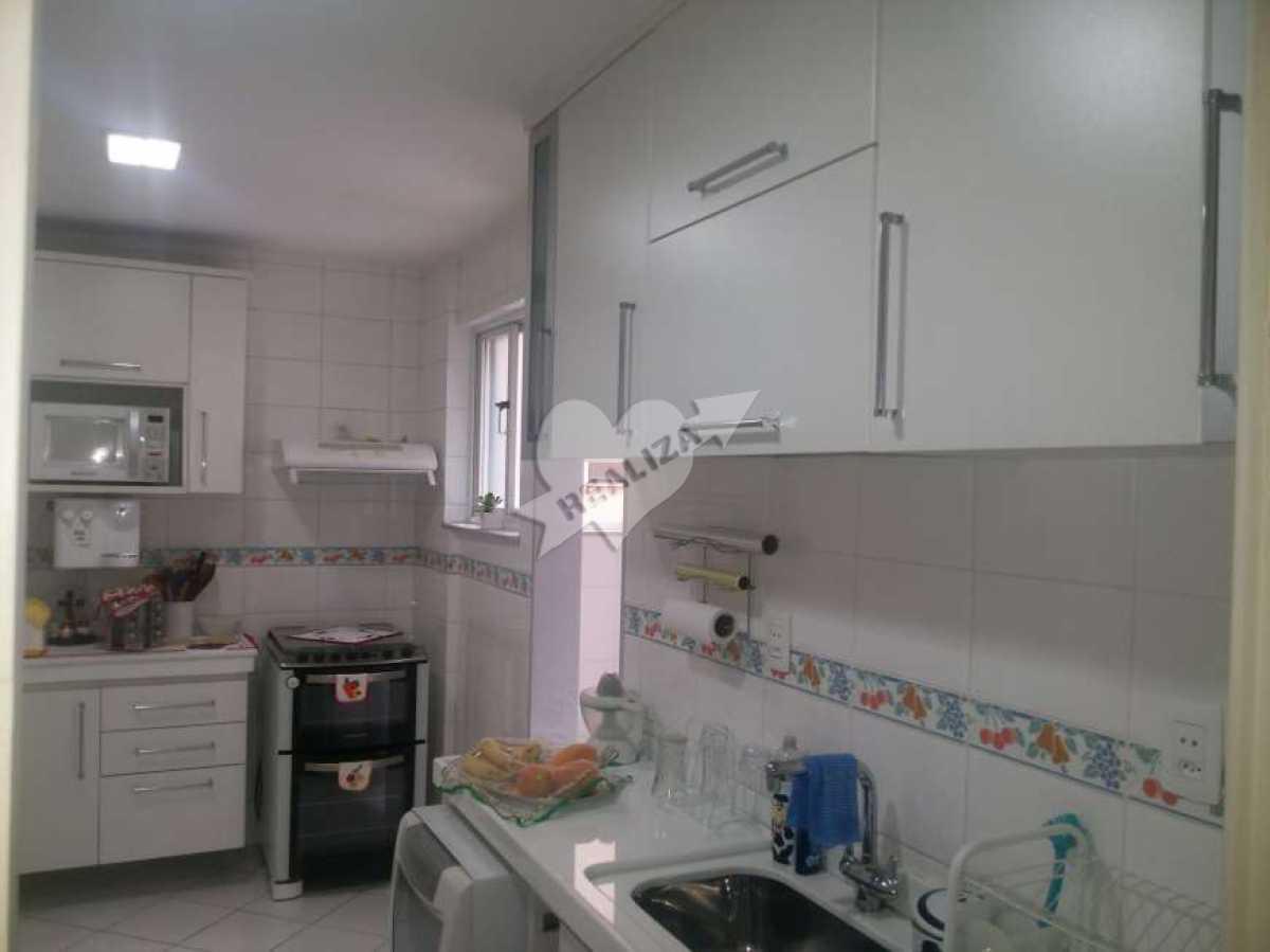 05 - Cozinha - Apartamento À Venda no Condomínio JARDIM OCEÂNICO - Barra da Tijuca - Rio de Janeiro - RJ - BTAP30059 - 16