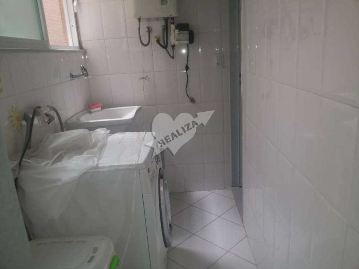 08 - Área de serviço - Apartamento À Venda no Condomínio JARDIM OCEÂNICO - Barra da Tijuca - Rio de Janeiro - RJ - BTAP30059 - 19