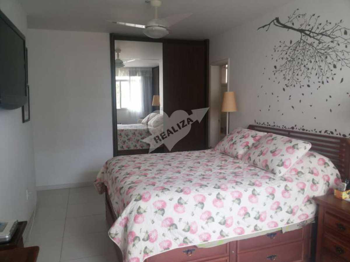 17 - Suite - Apartamento À Venda no Condomínio JARDIM OCEÂNICO - Barra da Tijuca - Rio de Janeiro - RJ - BTAP30059 - 6
