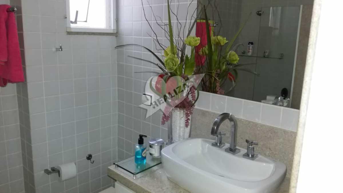956d5454-4718-4135-9472-b9ee30 - Apartamento À Venda no Condomínio JARDIM OCEÂNICO - Barra da Tijuca - Rio de Janeiro - RJ - BTAP30102 - 11