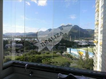 FOTO13 - Apartamento 2 quartos à venda Barra da Tijuca, Rio de Janeiro - R$ 1.480.000 - B23066 - 14