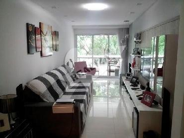 FOTO2 - Apartamento Condomínio JARDIM OCEÂNICO, Avenida Gilberto Amado,Barra da Tijuca,Rio de Janeiro,RJ À Venda,3 Quartos,127m² - B33114 - 3