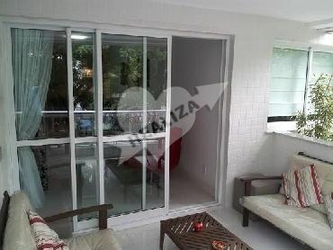 FOTO5 - Apartamento Condomínio JARDIM OCEÂNICO, Avenida Gilberto Amado,Barra da Tijuca,Rio de Janeiro,RJ À Venda,3 Quartos,127m² - B33114 - 6