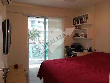 FOTO5 - Apartamento 3 quartos à venda Barra da Tijuca, Rio de Janeiro - R$ 1.580.000 - B33164 - 6