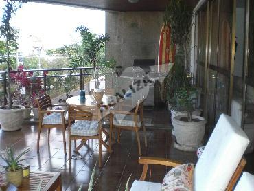 FOTO2 - Apartamento Condomínio JARDIM OCEÂNICO, Avenida Érico Veríssimo,Barra da Tijuca,Rio de Janeiro,RJ À Venda,3 Quartos,210m² - B33169 - 3